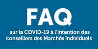 Advisor Update Page COVID-19 FAQ Banner FR