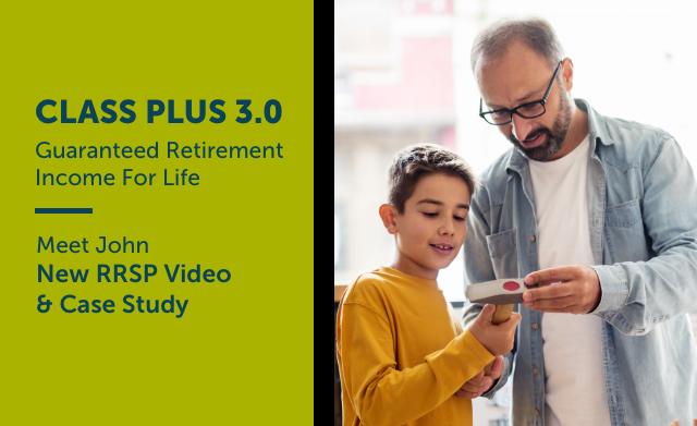 Class Plus 3.0 RRSP video & case study