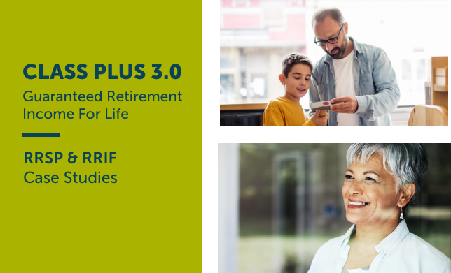 CLass Plus 3.0 RRSP&RRIF case studie