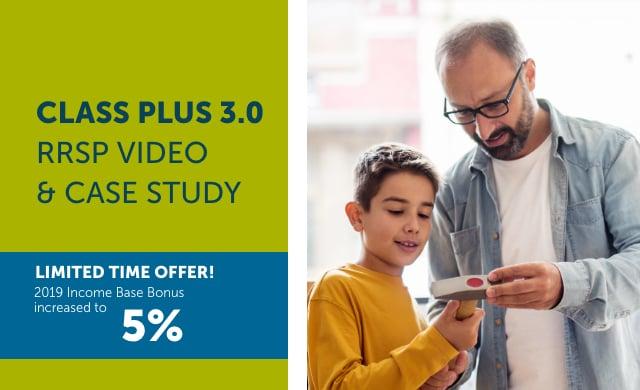 Class Plus 3.0 RRSP & video case study