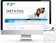 Fast & Full Investment Application